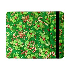 Green Holly Samsung Galaxy Tab Pro 8 4  Flip Case