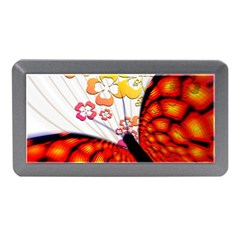 Greeting Card Butterfly Kringel Memory Card Reader (mini)