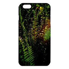 Green Leaves Psychedelic Paint Iphone 6 Plus/6s Plus Tpu Case by Nexatart
