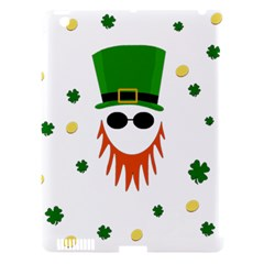 St  Patrick s Day Apple Ipad 3/4 Hardshell Case (compatible With Smart Cover) by Valentinaart