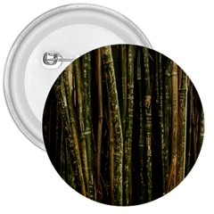 Green And Brown Bamboo Trees 3  Buttons