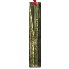 Green And Brown Bamboo Trees Large Book Marks