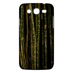 Green And Brown Bamboo Trees Samsung Galaxy Mega 5 8 I9152 Hardshell Case