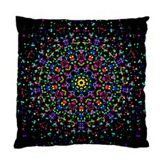 Fractal Texture Standard Cushion Case (two Sides) by Nexatart