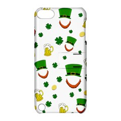 St  Patrick s Day Pattern Apple Ipod Touch 5 Hardshell Case With Stand by Valentinaart
