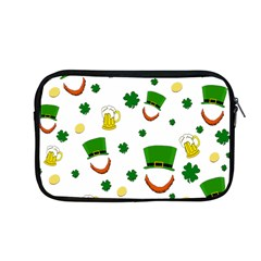 St  Patrick s Day Pattern Apple Macbook Pro 13  Zipper Case by Valentinaart