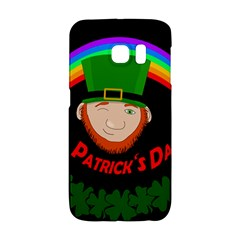 St  Patrick s Day Galaxy S6 Edge by Valentinaart