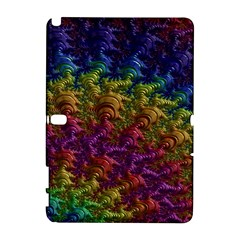 Fractal Art Design Colorful Galaxy Note 1