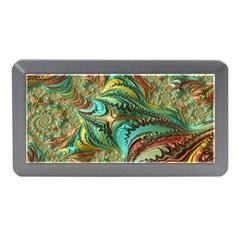 Fractal Artwork Pattern Digital Memory Card Reader (Mini) by Nexatart