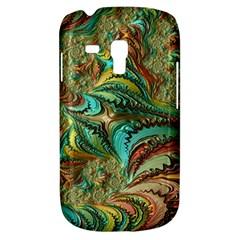 Fractal Artwork Pattern Digital Galaxy S3 Mini