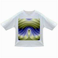 Fractal Eye Fantasy Digital Infant/toddler T Shirts