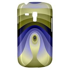 Fractal Eye Fantasy Digital Galaxy S3 Mini