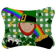 Lucky Irish Jigsaw Puzzle Photo Stand (bow) by Valentinaart