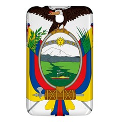 Coat Of Arms Of Ecuador Samsung Galaxy Tab 3 (7 ) P3200 Hardshell Case  by abbeyz71