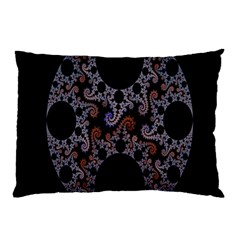 Fractal Complexity Geometric Pillow Case