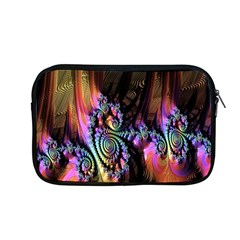 Fractal Colorful Background Apple Macbook Pro 13  Zipper Case by Nexatart