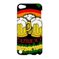 Beer Mugs Apple Ipod Touch 5 Hardshell Case by Valentinaart