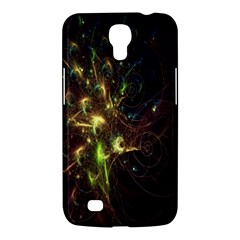 Fractal Flame Light Energy Samsung Galaxy Mega 6 3  I9200 Hardshell Case