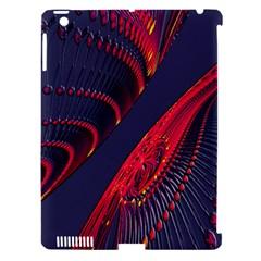 Fractal Fractal Art Digital Art Apple Ipad 3/4 Hardshell Case (compatible With Smart Cover)