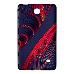 Fractal Fractal Art Digital Art Samsung Galaxy Tab 4 (7 ) Hardshell Case  by Nexatart