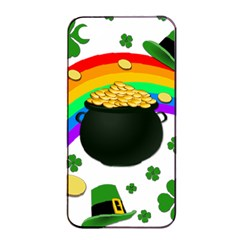 Good Luck Apple Iphone 4/4s Seamless Case (black) by Valentinaart