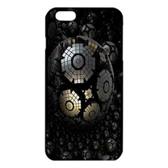 Fractal Sphere Steel 3d Structures Iphone 6 Plus/6s Plus Tpu Case by Nexatart