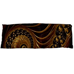 Fractal Spiral Endless Mathematics Body Pillow Case Dakimakura (two Sides) by Nexatart