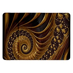 Fractal Spiral Endless Mathematics Samsung Galaxy Tab 8 9  P7300 Flip Case