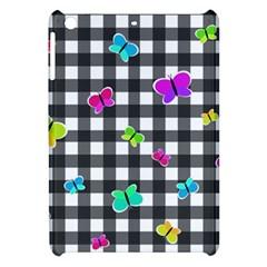 Butterflies Pattern Apple Ipad Mini Hardshell Case by Valentinaart