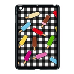 Ice Cream Kingdom  Apple Ipad Mini Case (black) by Valentinaart