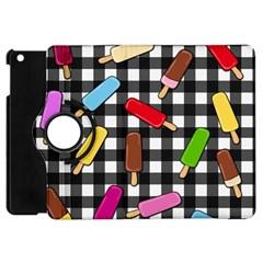 Ice Cream Kingdom  Apple Ipad Mini Flip 360 Case by Valentinaart