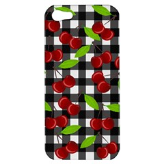 Cherry Kingdom  Apple Iphone 5 Hardshell Case by Valentinaart