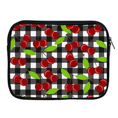 Cherry Kingdom  Apple Ipad 2/3/4 Zipper Cases by Valentinaart