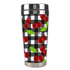 Cherry Kingdom  Stainless Steel Travel Tumblers by Valentinaart