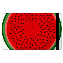 Watermelon Apple Ipad 3/4 Flip Case by Valentinaart