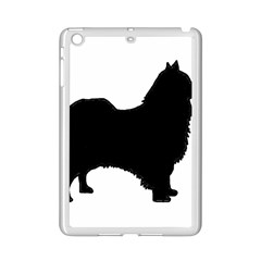 Icelandic Sheepdog Silo Black iPad Mini 2 Enamel Coated Cases by TailWags