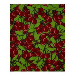 Cherry Jammy Pattern Shower Curtain 60  X 72  (medium)  by Valentinaart