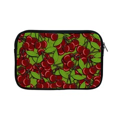 Cherry Jammy Pattern Apple Ipad Mini Zipper Cases by Valentinaart