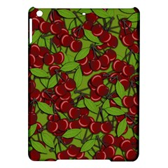 Cherry Jammy Pattern Ipad Air Hardshell Cases by Valentinaart