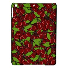 Cherry Pattern Ipad Air Hardshell Cases by Valentinaart