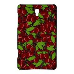 Cherry Pattern Samsung Galaxy Tab S (8 4 ) Hardshell Case  by Valentinaart