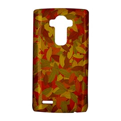 Orange Autumn Lg G4 Hardshell Case by Valentinaart