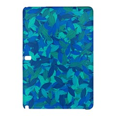 Blue Autumn Samsung Galaxy Tab Pro 12 2 Hardshell Case by Valentinaart