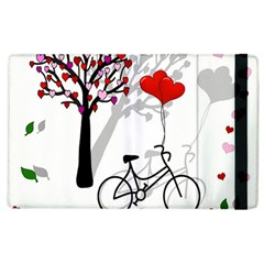 Love Design Apple Ipad 2 Flip Case