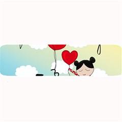 Daydream  Large Bar Mats by Valentinaart