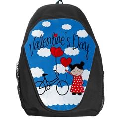 Girls Daydream Backpack Bag by Valentinaart