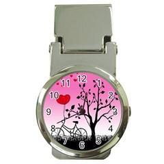 Love Sunrise Money Clip Watches by Valentinaart