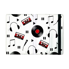 Music Pattern Ipad Mini 2 Flip Cases by Valentinaart