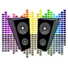 Loudspeakers   Transparent Magic Photo Cubes