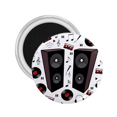 Loud Music 2 25  Magnets by Valentinaart